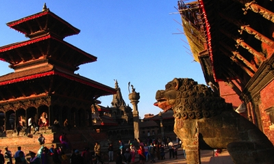 Dreamland Travel Group Malaysia's Nepal Tour