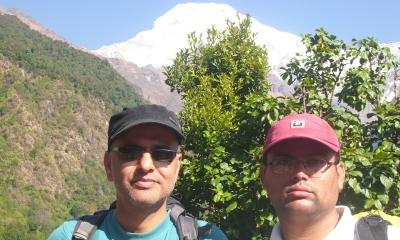 Ghorepani  & Poon Hill Trekking