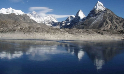 Everest  Gokyo Chola Pass Trek