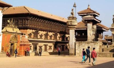 Kathmandu & Nagarkot Hill Station