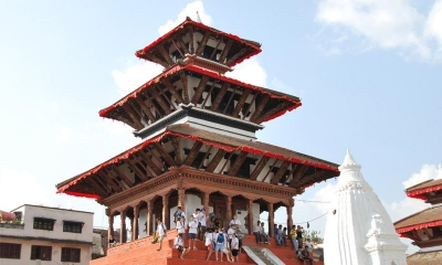 Kathmandu Valley Tour with Dhulikhel Village