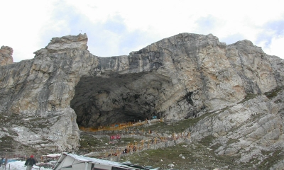 Special package for Amarnath with Helicopter